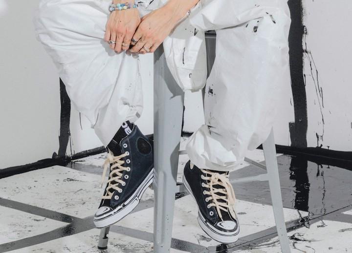 Joshua Vides x Converse Chuck Taylor All Star '70 Hi